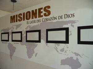 pared misiones