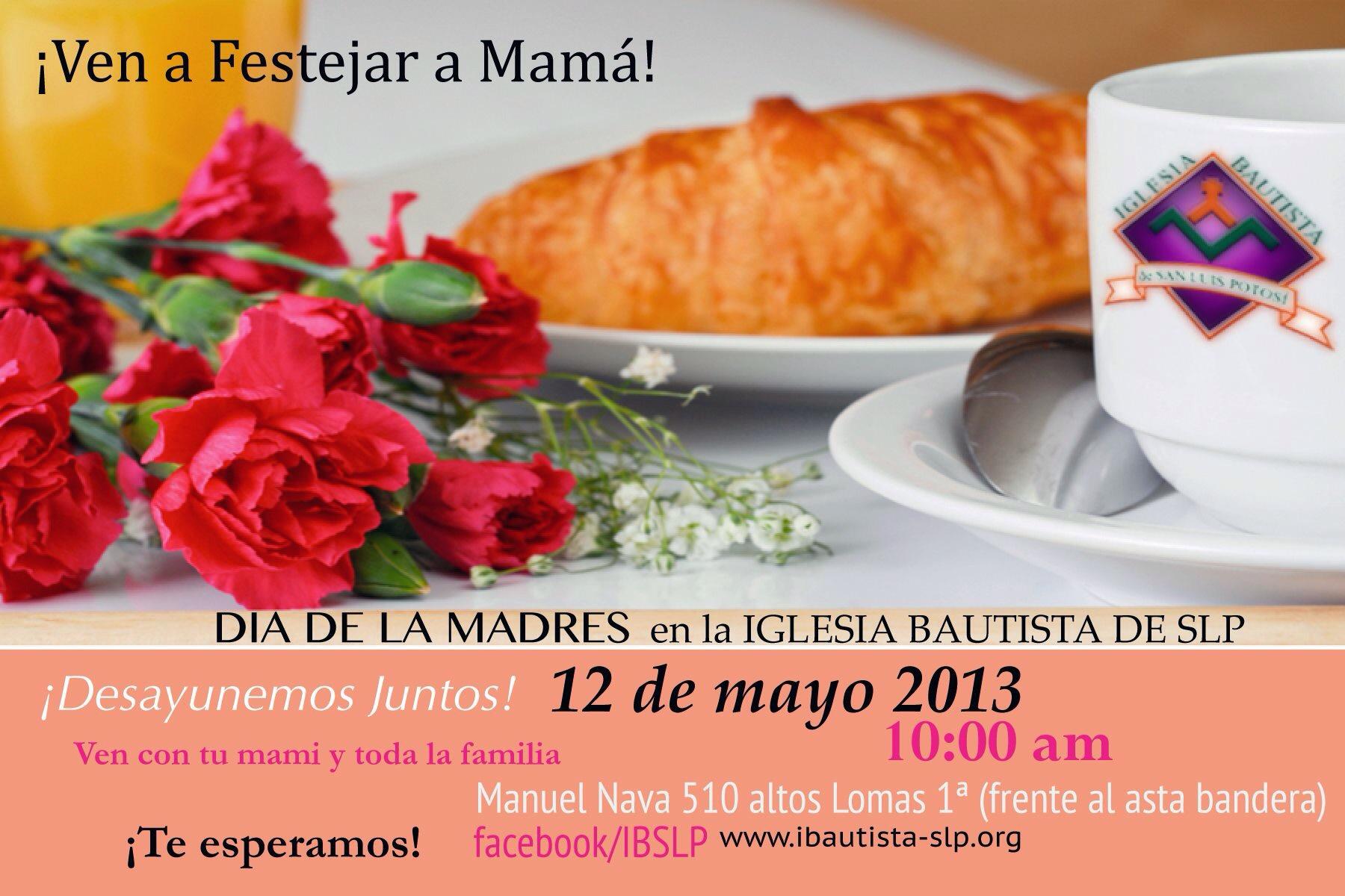InvitaciÓn A Desayuno DÍa De Las Madres: Mis Creaciones Para El Ministerio